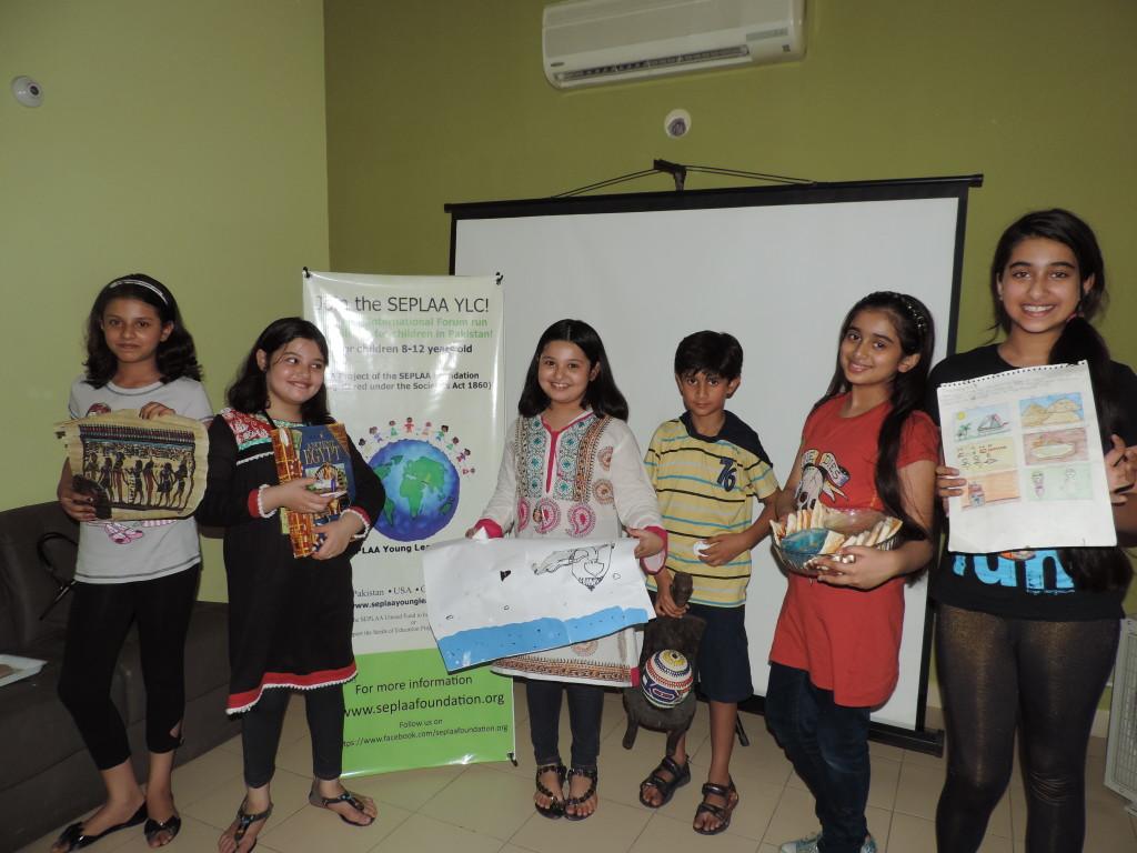 SEPLAA YLC Leadership Workshop